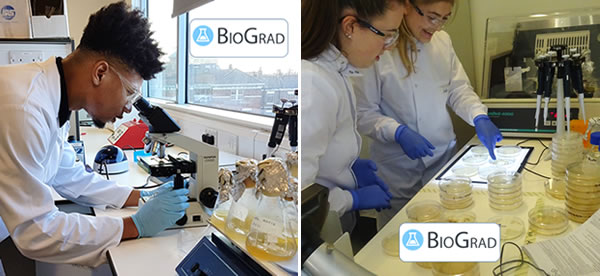 BioGrad Biology Assessed Practical Image 1